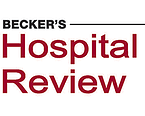 Becker's Hospital Review Chief Financial Officer