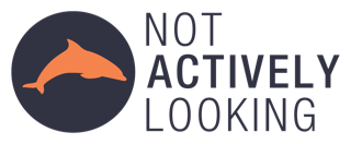 Not Actively Looking Logo